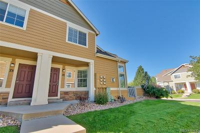 Longmont Condo/Townhouse Under Contract: 805 Summer Hawk Drive #78