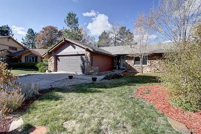 Boulder Single Family Home Active: 7127 Petursdale Court