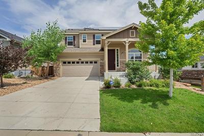 Aurora Single Family Home Active: 24349 East Brandt Avenue
