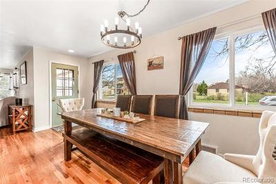 Denver County Single Family Home Active: 2080 South Madison Street