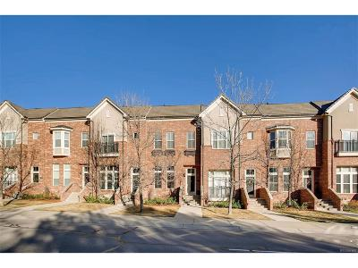 Greenwood Village Condo/Townhouse Active: 5408 Dtc Parkway