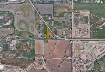 Broomfield Residential Lots & Land Active: 2011 East 160th Avenue