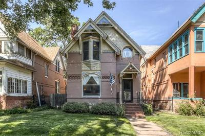 City Park, City Park North, City Park South, City Park West Single Family Home Active: 1569 North High Street