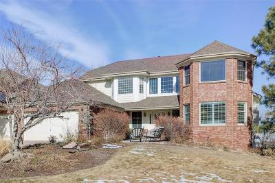 Highlands Ranch Single Family Home Active: 1295 Kistler Court