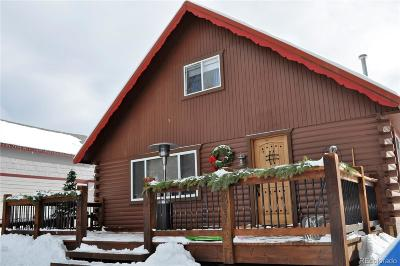 Leadville Single Family Home Under Contract: 321 West 9th Street