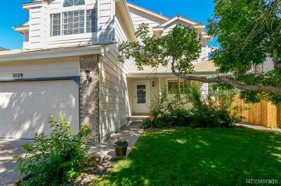 Castle Rock CO Single Family Home Active: $365,000