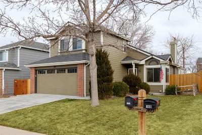 Castle Rock CO Single Family Home Active: $359,900