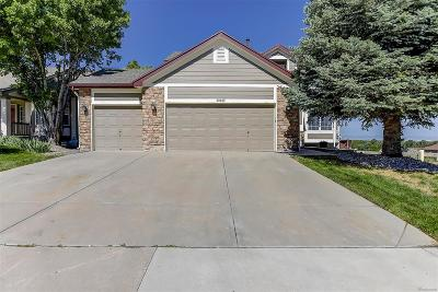 Parker Single Family Home Under Contract: 20865 Omaha Avenue
