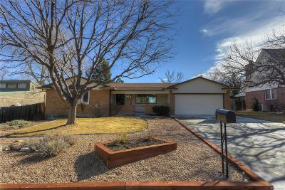 Golden Single Family Home Under Contract: 454 Flora Way