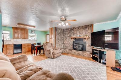 Single Family Home Under Contract: 3716 South Irving Street