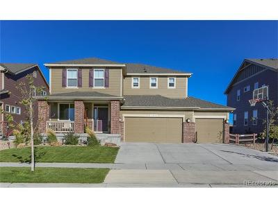 Parker CO Single Family Home Active: $537,500