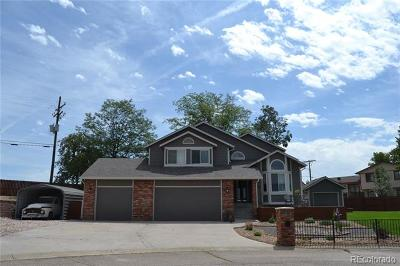 Fort Lupton Single Family Home Active: 115 West Hill Court