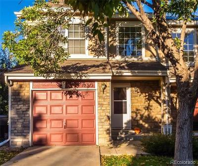 Thornton Condo/Townhouse Under Contract: 10315 Gaylord Street