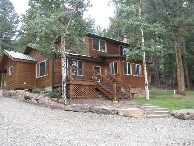 Conifer Single Family Home Active: 11655 Us Highway 285