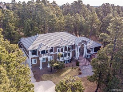 Monument CO Single Family Home Active: $1,195,000