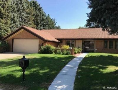 Greenwood Village CO Single Family Home Active: $814,950