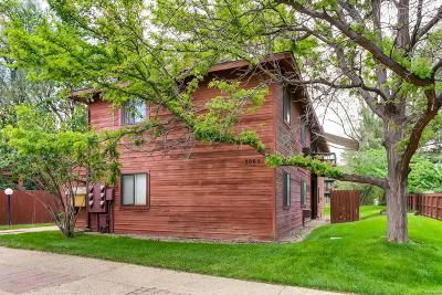 Boulder Condo/Townhouse Under Contract: 3065 30th Street #3B