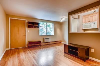 Denver CO Condo/Townhouse Active: $209,000