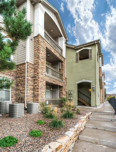 Castle Rock CO Condo/Townhouse Under Contract: $269,000
