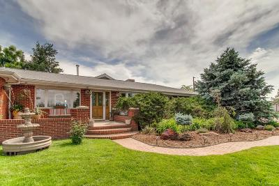 Brighton Single Family Home Active: 29300 East 152nd Avenue