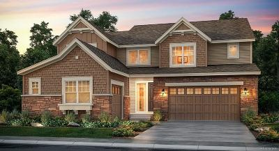 Lyons Single Family Home Active: 985 Sandstone Circle