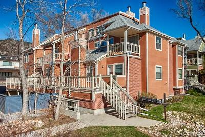 Boulder Condo/Townhouse Active: 3025 Broadway Street #3