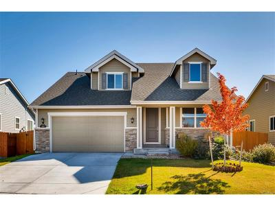 Dacono Single Family Home Under Contract: 610 Stonehaven Street