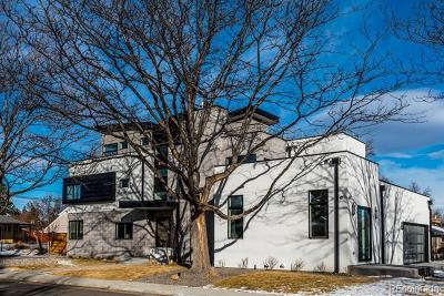 Denver Single Family Home Active: 5125 East Ellsworth Avenue
