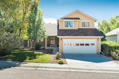 Highlands Ranch Single Family Home Under Contract: 912 Thames Street