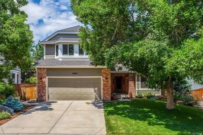 Highlands Ranch Single Family Home Active: 9489 Bellmore Lane