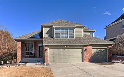 Highlands Ranch Single Family Home Active: 8621 Forrest Drive