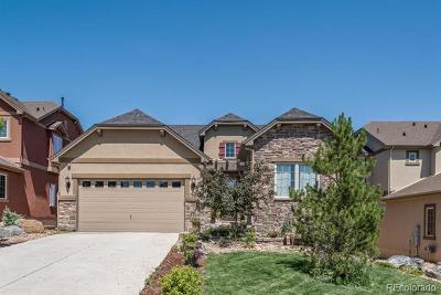Castle Rock Single Family Home Active: 2139 Holmby Court