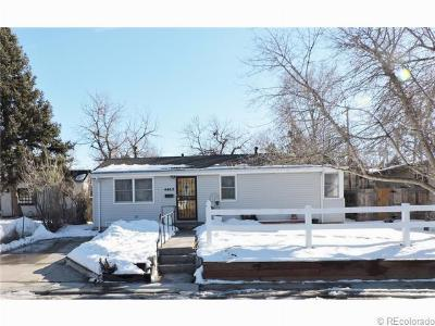 Single Family Home Sold: 4462 West Gill Place