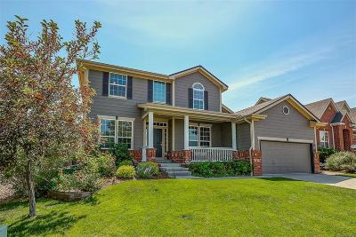 Castle Rock Single Family Home Active: 1204 Purple Sage Loop