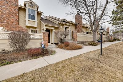 Littleton Condo/Townhouse Under Contract: 2882 West Long Circle #F