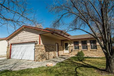 Berthoud Single Family Home Under Contract: 104 Keep Circle