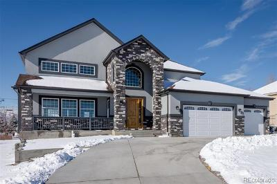 Littleton Single Family Home Active: 8485 South Wadsworth Boulevard