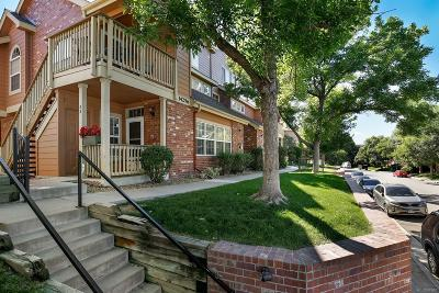 Aurora Condo/Townhouse Active: 14256 East Whitaker Place #97