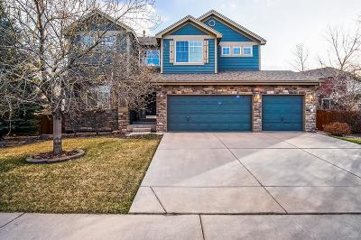 Parker Single Family Home Under Contract: 16600 Firebrick Drive