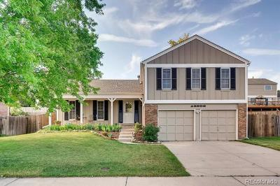 Single Family Home Active: 12608 West Layton Place