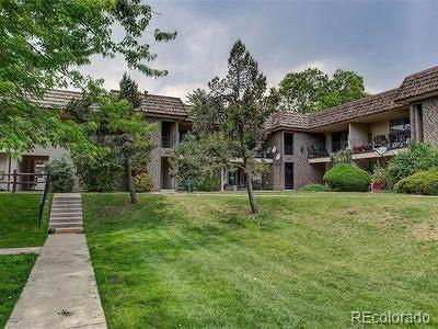 Denver Condo/Townhouse Active: 4533 South Lowell Boulevard #A