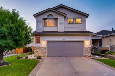 Highlands Ranch Single Family Home Under Contract: 3877 Aldenbridge Circle