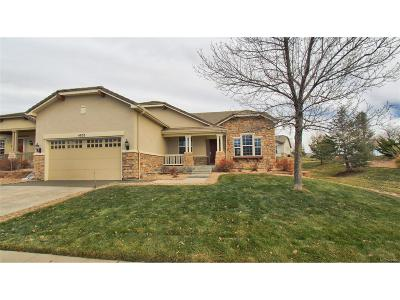Broomfield Single Family Home Active: 4933 Democrat Drive