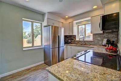 Denver Single Family Home Active: 3074 Krameria Street