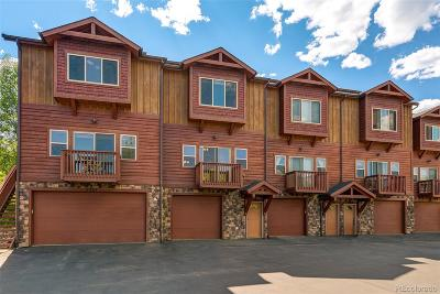 Steamboat Springs Condo/Townhouse Active: 2373 Abbey Court