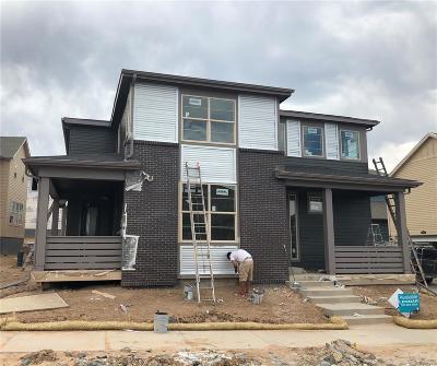 Littleton Single Family Home Active: 9781 Bennett Peak Street