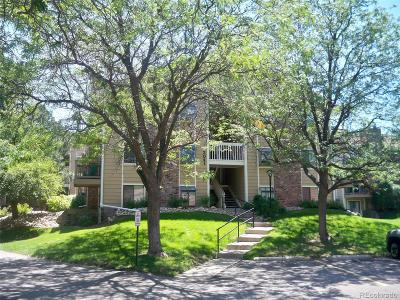 Aurora Condo/Townhouse Under Contract: 3041 South Ursula Circle #201