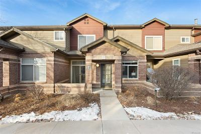 Highlands Ranch Condo/Townhouse Under Contract: 6480 Silver Mesa Drive #E