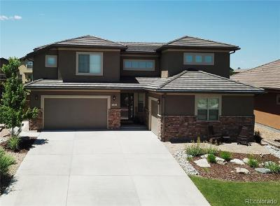 Castle Rock Single Family Home Active: 7187 Galaxy Circle
