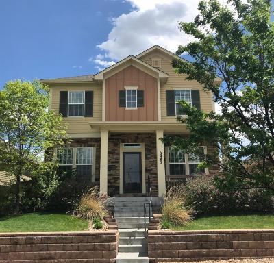 Single Family Home Under Contract: 8982 East 5th Place